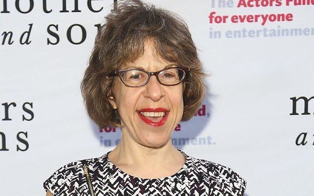 Jackie Hoffman attending the Mothers And Sons special performance benefiting The Actors Fund at the John Golden Theatre in New York, May 18, 2014. (Astrid Stawiarz/Getty Images)