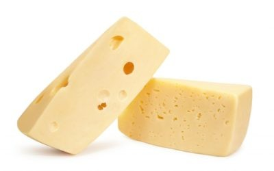 Illustrative image of cheese. (fotos-v via iStock by Getty images)