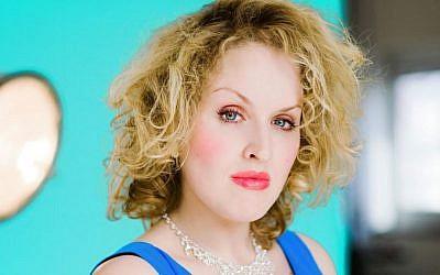Israeli soprano Netta Or. (Sylke Gall Photography)