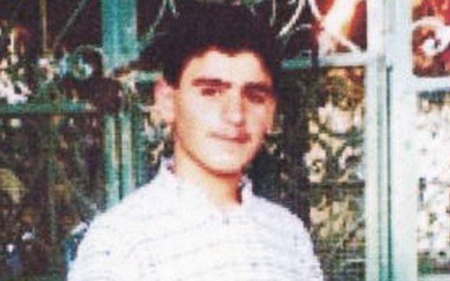 An undated photo of Ibrahim Hussein Berro (Courtesy)