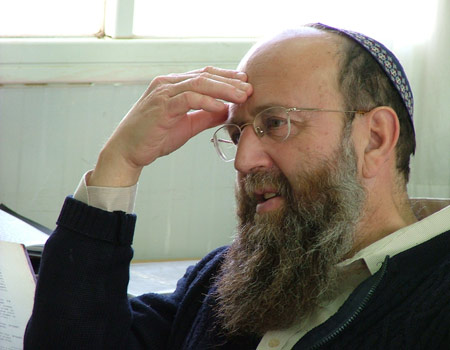 Rabbi Shimon Gershon Rosenberg, or Shagar (courtesy)