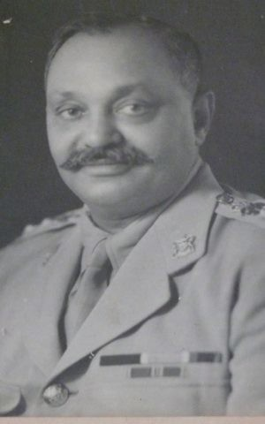 Maharaja Digvijaysinhji Ranjitsinhji Jadeja, also known as 'Jam Sahib,' who helped house about 1,000 Polish children -- both Christians and Jews -- during World War II. ('Little Poland in India')