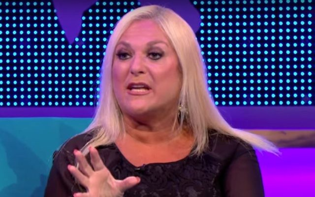 BBC star Vanessa Feltz (YouTube screenshot)