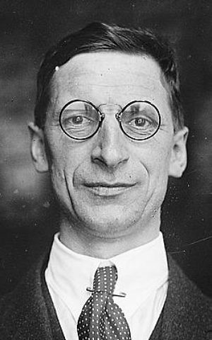 Irish politician Éamon de Valera. (Public domain)