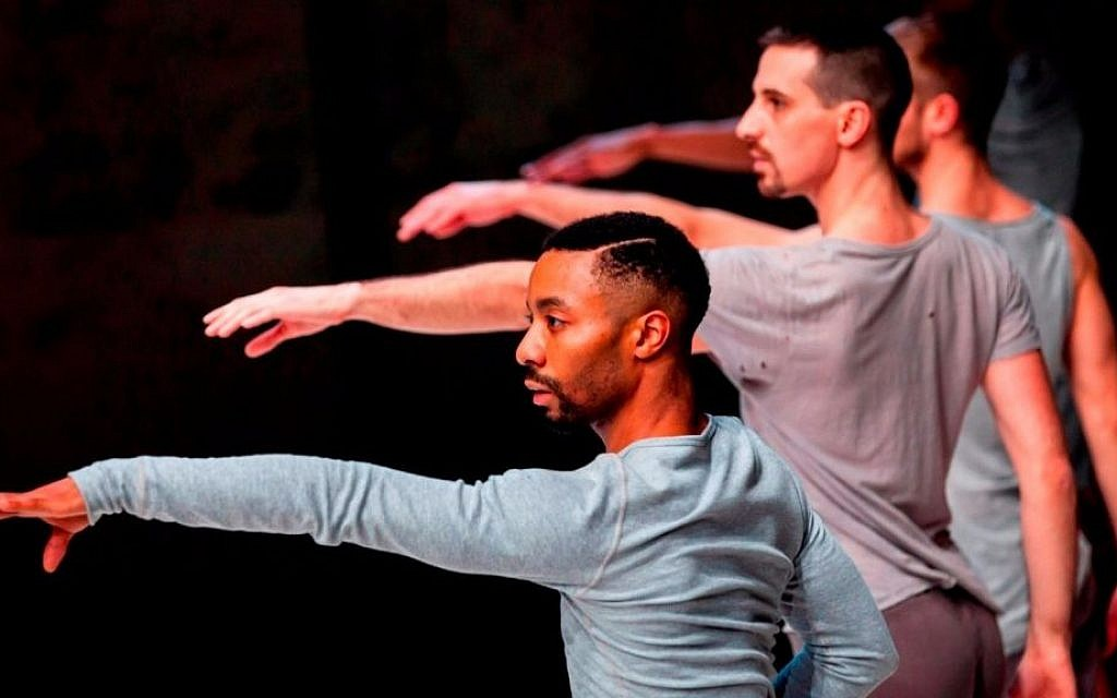 Roderick George / kNoname Artist will perform at this year's Tel Aviv Dance (Courtesy Jubal Battisti)