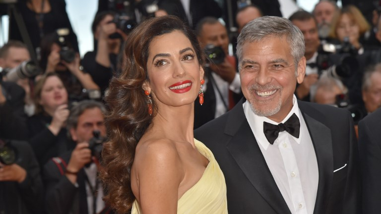 Clooneys to help 3,000 Syrian children in Lebanon | The