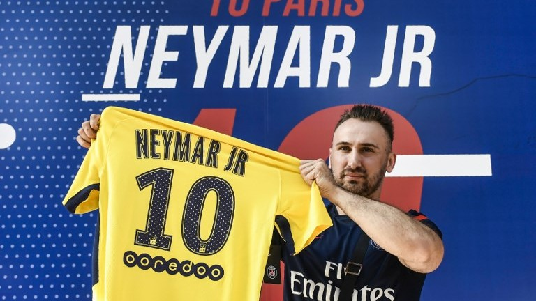 newest 28000 10ddb Israeli soccer agent set to cash in on Neymar's record deal ...