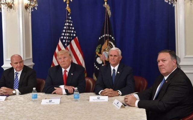 Fired Secretary of State Tillerson: I'm praying for America