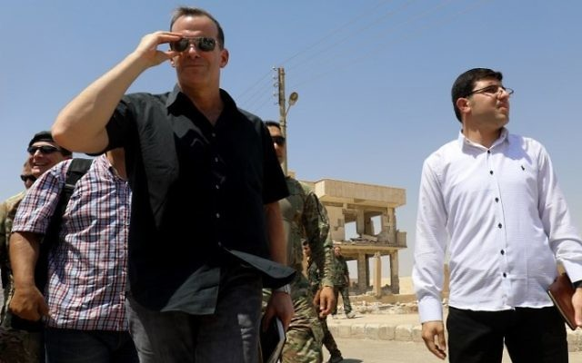 Ex-Envoy McGurk Raises Alarm over Lack of Withdrawal Plan from Syria