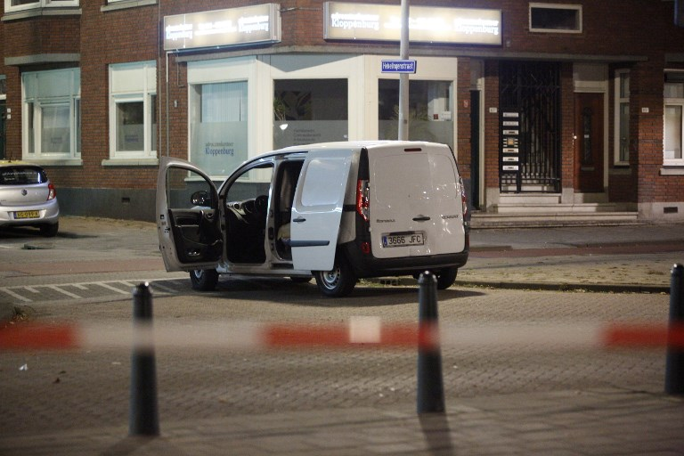 Rotterdam van not linked to Spanish terror cell, official