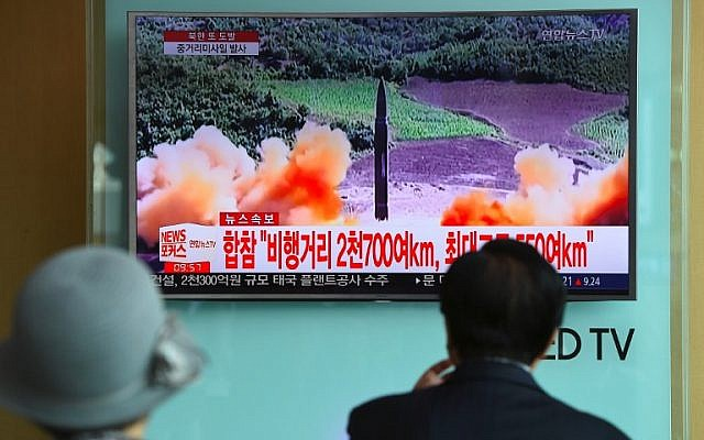 US softens stance ahead of N. Korea resolution