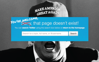 A GoFundMe fundraising page seeking to raise enough money to buy Twitter and ban US President Donald Trump from the platform. (Screen capture: GoFundMe)