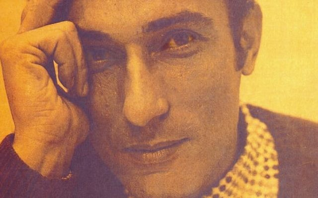 Palestinian cartoonist Naji Salim Hussain Al-Ali, murdered in London on July 22, 1987. (Metropolitan Police Service)