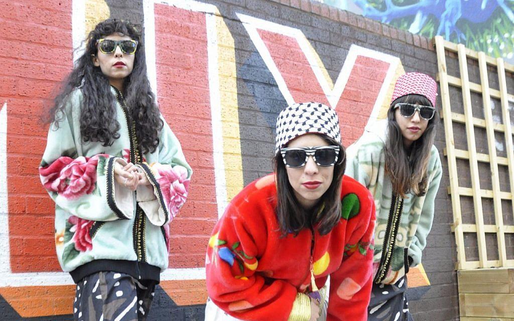 Israeli Yemeni sister trio A-WA will be performing at TLV in LDN. (tlvinldn/Instagram)