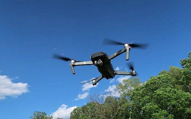 Illustrative. A Mavic drone, manufactured by the Chinese company DJI. (ThoroughlyReviewed/Flickr/CC BY 2.0)