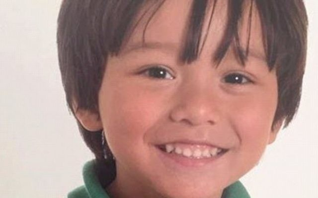 Undated photo of seven-year-old Julian Cadman, killed in the Barcelona terror attack. (Family handout)