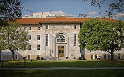 The Forward ranked Emory University as the best school for Jewish students. (Wikimedia Commons)