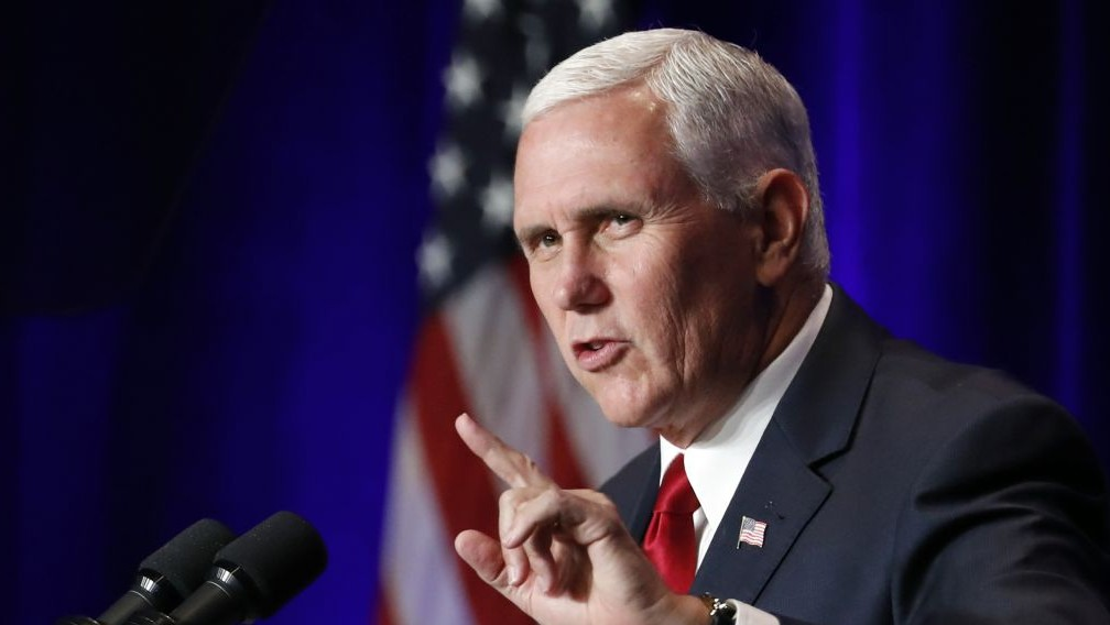 VP Pence Set for Middle East Tour, After Postponement Last Month
