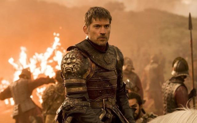 "This image released by HBO shows Nikolaj Coster-Waldau as Jaime Lannister in an episode of ""Game of Thrones,"" which aired Sunday, Aug. 6. (AP)"