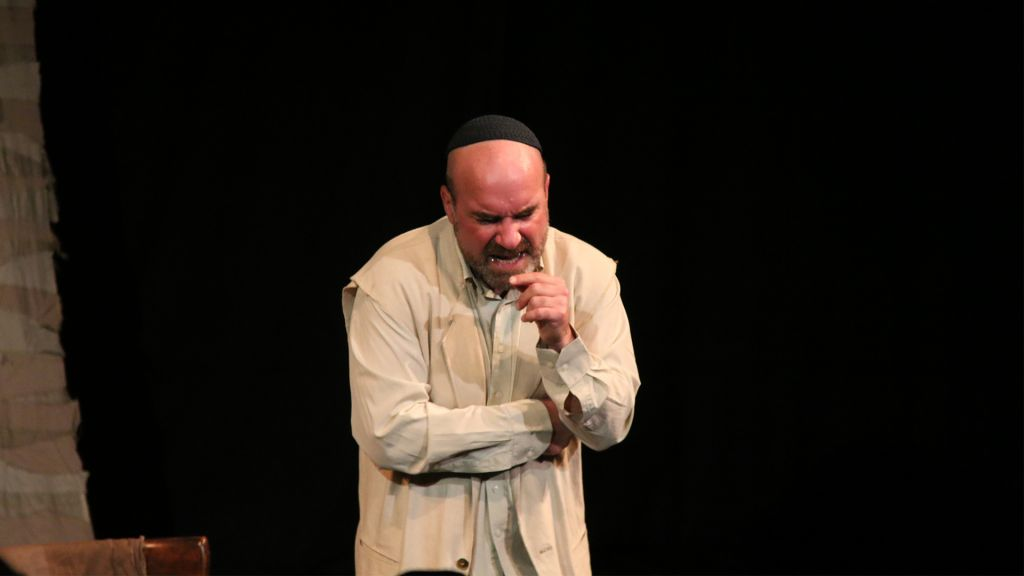 Beit Mazia hosts the Fringe Theater, an outlet for up and coming artists in Jerusalem. (Shmuel Bar-Am)