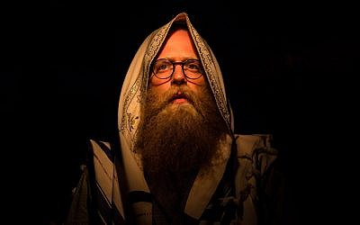 Ben Caplan in 'Old Stock' (Stoo Metz)