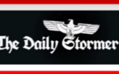 The Daily Stormer (Screen capture: YouTube)
