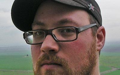 Jewish Antifa activist Daniel Sieradski. (CC BY-SA 3.0 Mobius1ski/Wikipedia)