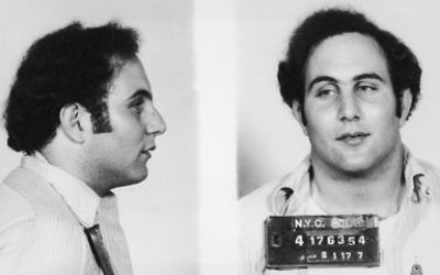 David Berkowitz, AKA Son of Sam. (Fair use)