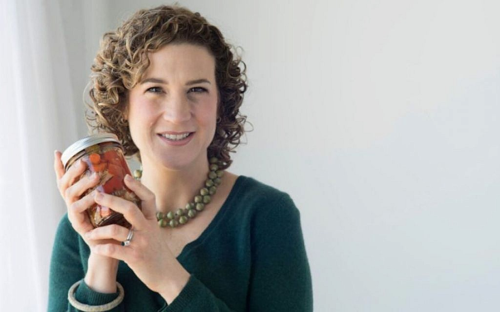 Emily Paster, author of 'The Joys of Jewish Preserving.' (Courtesy)