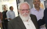 Rabbi Yisrael Rosen (Gershon Elinson/Flash90)