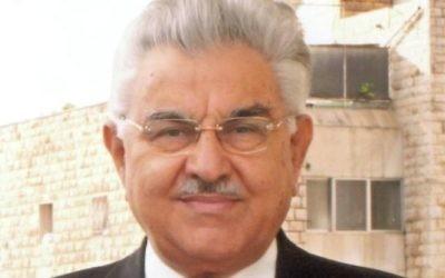 Former cabinet minister Moshe Nissim. (Wikipedia/שי דגני/GFDL)