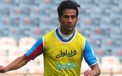 Masoud Shojaei. (CC BY-4.0 Tasnim/Wikipedia)
