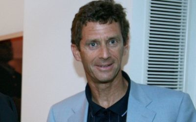 Israeli businessman Beny Steinmetz on May 17, 2007. (Moshe Shai/FLASH90)