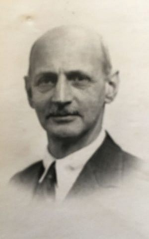 Otto Frank. (Courtesy)