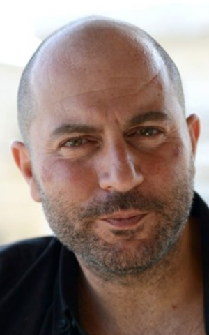 Lior Raz, the star and co-creator of 'Fauda', who will also star in the unnamed new series he's creating with Avi Issacharoff (Courtesy Netflix)