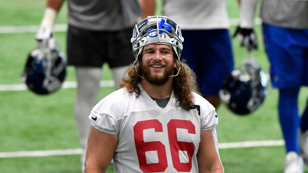 New York Giants Player Shows Jewish Pride On And Off The Field The