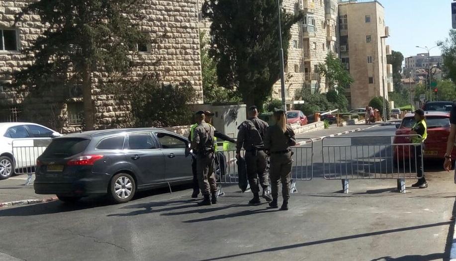 Man arrested for threatening Jerusalem gay pride marchers