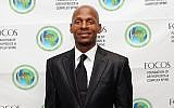 Retired NBA player Ray Allen attends the 7th Annual Focos Gala at Mandarin Oriental Hotel on September 29, 2014 in New York City. (Rommel Demano/Getty Images via JTA)
