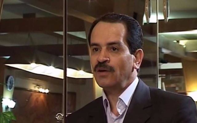 Mohammad Ali Taheri, founder of a New Age version of Shiite Islam and a proponent of alternative medicine, who has been repeatedly sentenced to prison and death by Iranian courts. (YouTube screen capture)