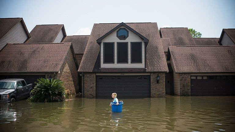 Hurricane Harvey: 70% of home damage costs aren't covered by insurance