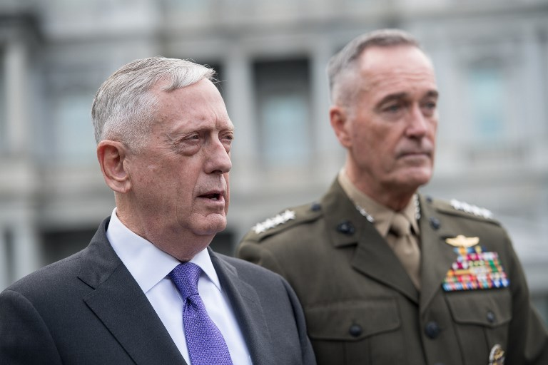 Mattis says United States could 'annihilate' North Korea if it wanted to
