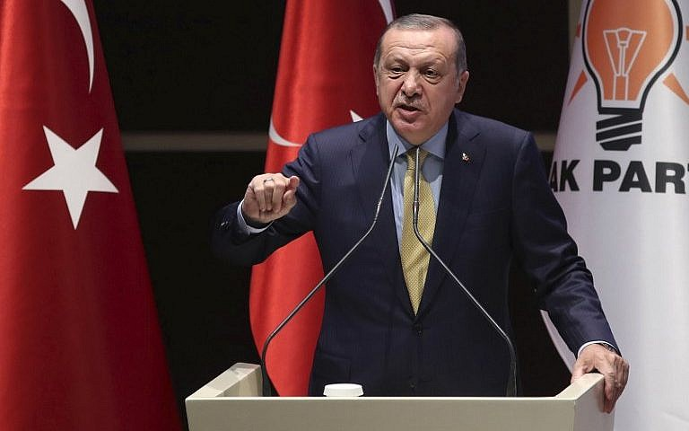 Erdogan: EU must make up its mind on Turkey's membership