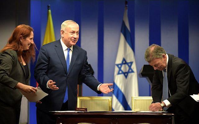 Presidente eleito da Colômbia quer embaixada em Jerusalém