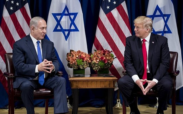 Huckabee: Trump, Netanyahu Bond Evident in Relationships