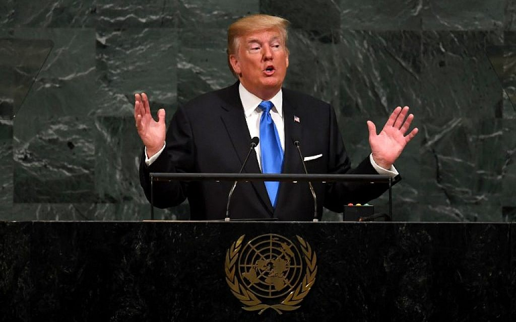 ANALYSIS: As Trump heads to UN, other nations adjust to his 'America first' policy