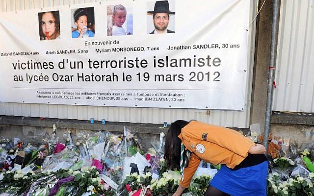 Brother of Toulouse killer given 30 years for aiding Jewish school attack