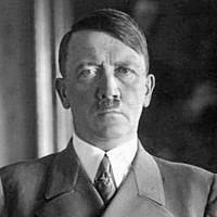 Illustrative: A 1938 portrait of Adolf Hitler (Bundesarchiv, Bild 183-H1216-0500-002 / Wikipedia)