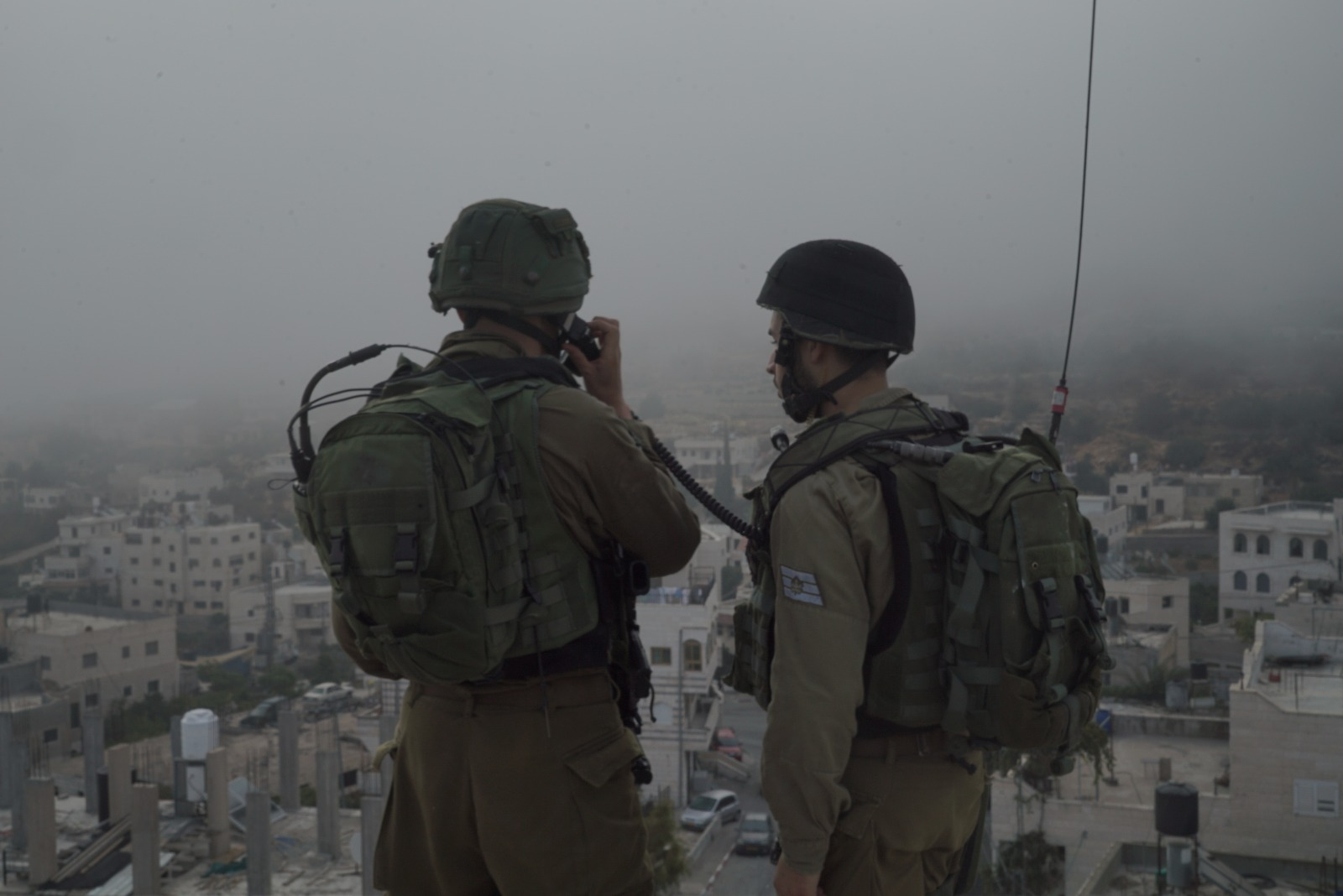 Israeli army pen pals