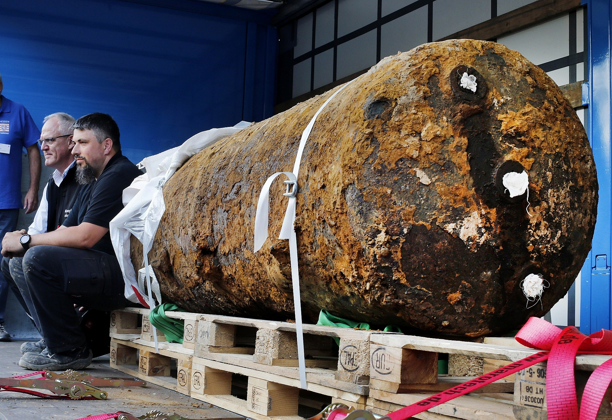Two major German cities evacuate over 60000 people to defuse WWII bombs