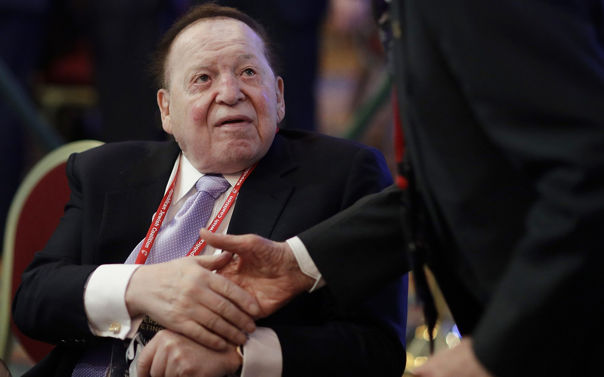 Sheldon Adelson group changes how it's selling Israel on ...
